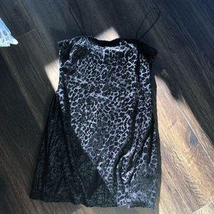 target cheetah strap dress